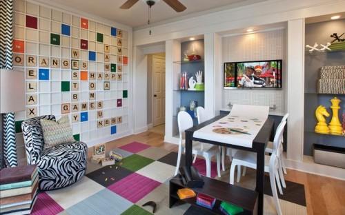 Творческая зона для детей