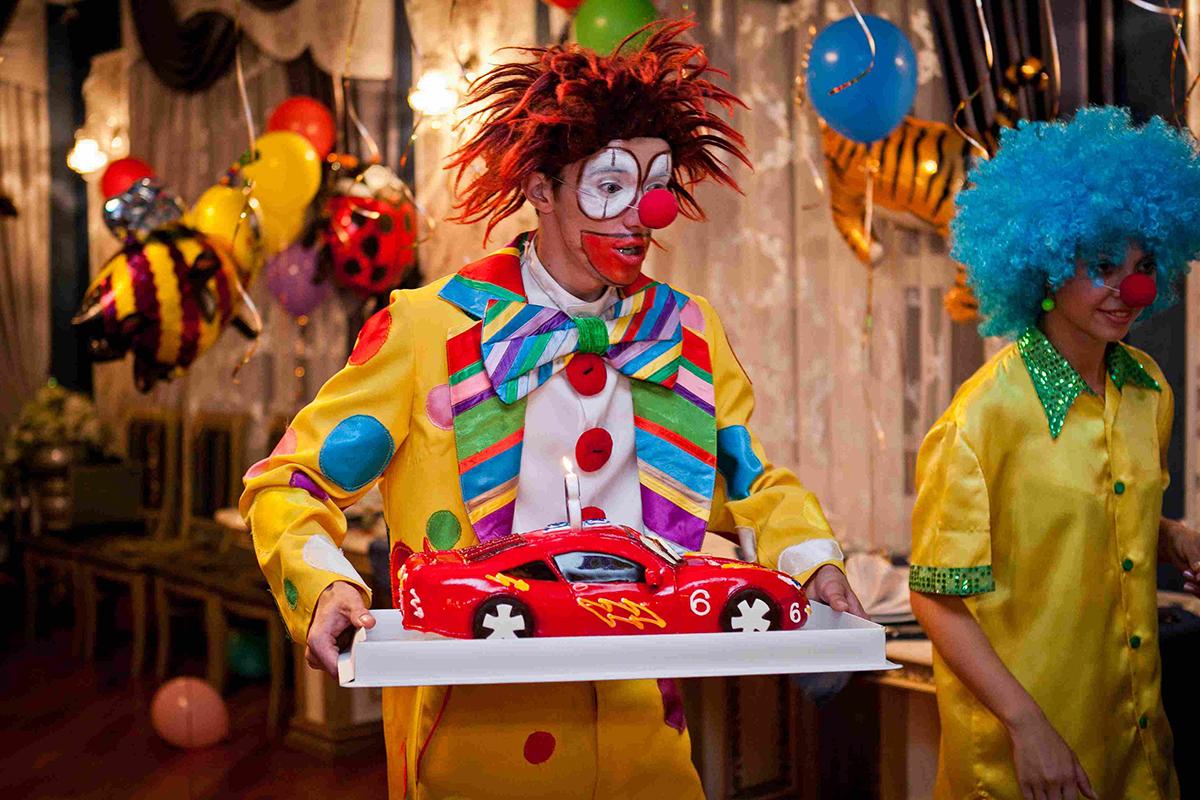 день рождения ребенка дома как сделать шоу