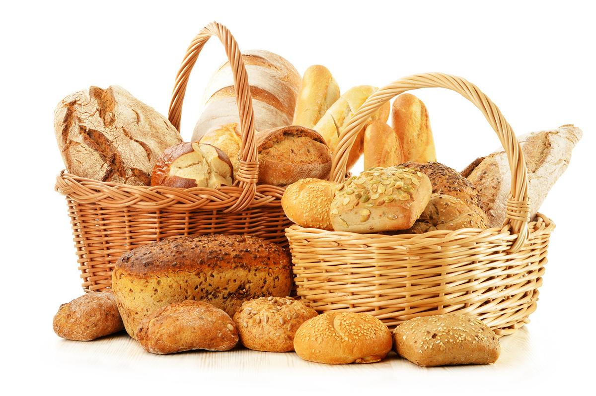 Ассортимент хлебопекарни